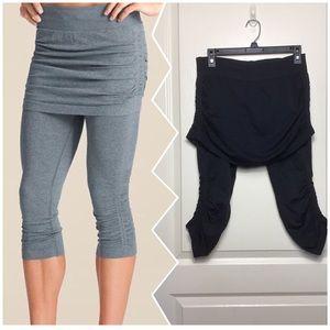 Athleta Skirt/Legging (M)